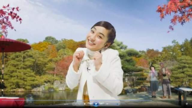 平祐奈 JAバンク兵庫 CM スチル画像2 「ハイ。兵庫県全域、