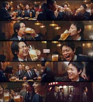 菅田将暉 スーパードライ CM サムネイル画像