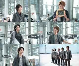 嵐 JAL CM サムネイル画像