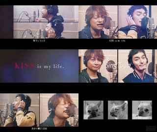 草なぎ剛 KISS_is_my_life CM サムネイル画像
