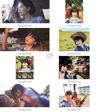 小松菜奈 Google CM サムネイル画像